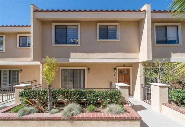 1301 Catalina Ave L, Redondo Beach, CA 90277 (#SB18173371) :: RE/MAX Empire Properties