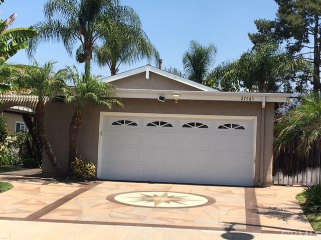 27565 Genil, Mission Viejo, CA 92691 (#OC18173375) :: Fred Sed Group
