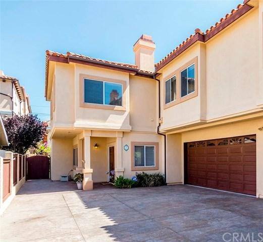 1907 Pullman Lane B, Redondo Beach, CA 90278 (#SB18173411) :: RE/MAX Empire Properties