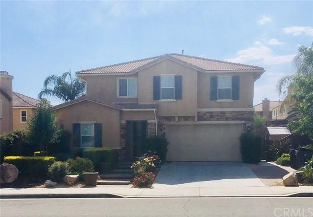 13133 Dax Ave, Beaumont, CA 92223 (#PW18173367) :: RE/MAX Empire Properties
