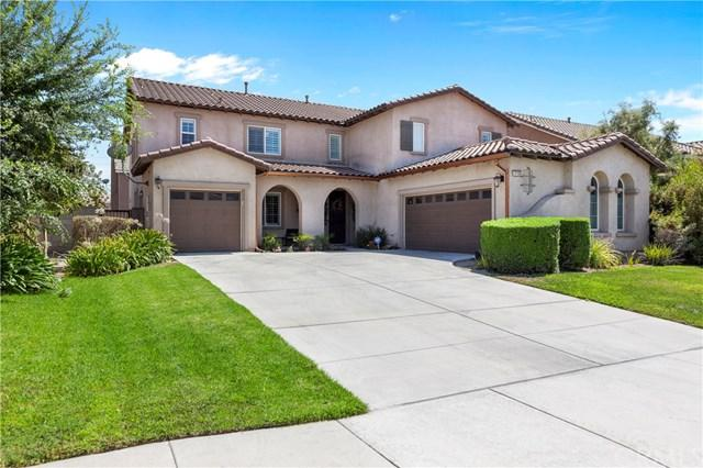 14759 Bittersweet Lane, Eastvale, CA 92880 (#IG18166462) :: The DeBonis Team
