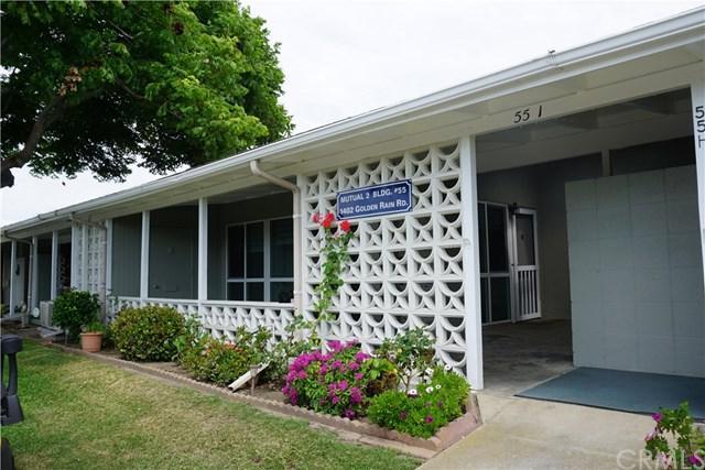 1402 Golden Rain Road 55I   M2, Seal Beach, CA 90740 (#PW18173535) :: Scott J. Miller Team/RE/MAX Fine Homes