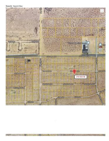0 Ironwood Blvd, California City, CA  (#CV18173665) :: Angelique Koster