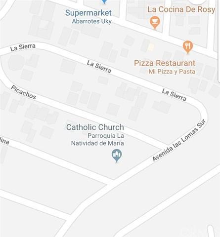 0 Lote #10 Manzana #5 Avenida La Sierra, Outside Area (Outside U.S.) Foreign Country, CA  (#EV18173672) :: Angelique Koster