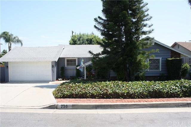 230 Bishop Drive, La Habra, CA 90631 (#PW18173053) :: The Darryl and JJ Jones Team