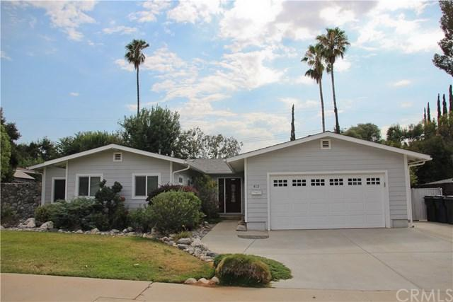 412 Robinhood Lane, Redlands, CA 92373 (#EV18173555) :: RE/MAX Masters