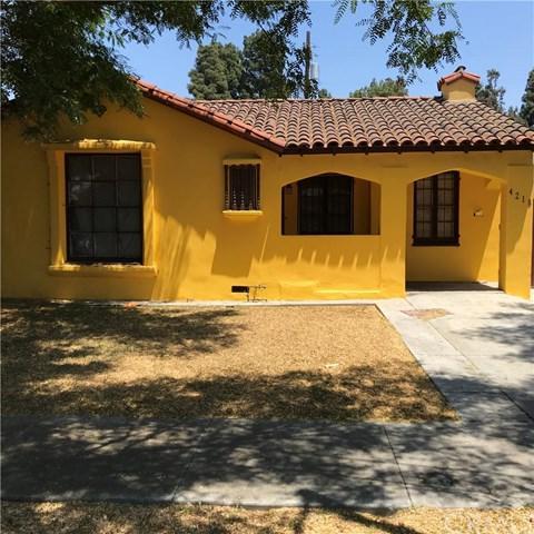 4218 S Norton Avenue, Leimert Park, CA 90008 (#IN18173770) :: Fred Sed Group