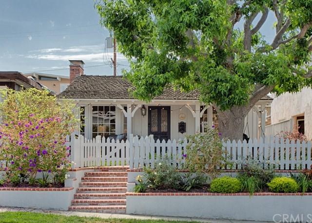 708 Orchid Avenue, Corona Del Mar, CA 92625 (#NP18173815) :: Scott J. Miller Team/RE/MAX Fine Homes