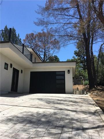 8024 Glenties Lane, Sunland, CA 91040 (#SR18153352) :: DSCVR Properties - Keller Williams