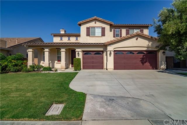 7917 Hazelnut Drive, Eastvale, CA 92880 (#IG18173824) :: The DeBonis Team