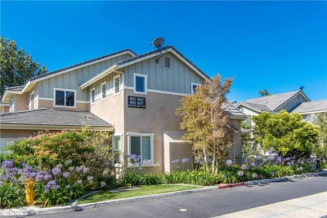 807 Morning Mist Lane, Port Hueneme, CA 93041 (#SR18165342) :: Scott J. Miller Team/RE/MAX Fine Homes