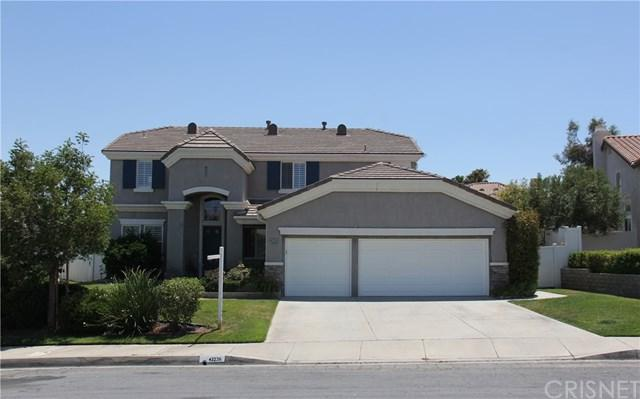42226 Sunnyslope Drive, Lancaster, CA 93536 (#SR18170892) :: Scott J. Miller Team/RE/MAX Fine Homes