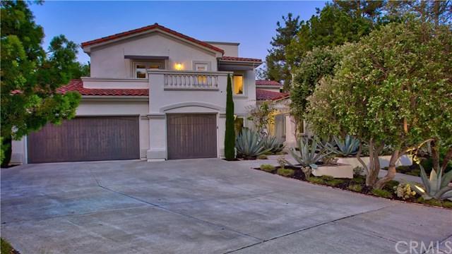 6 Via Terracaleta, Coto De Caza, CA 92679 (#OC18173570) :: Berkshire Hathaway Home Services California Properties