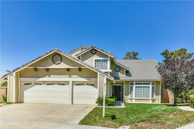 2001 Falcon Avenue, Palmdale, CA 93551 (#SR18173072) :: Scott J. Miller Team/RE/MAX Fine Homes