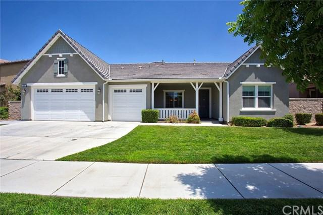 7251 Leighton Drive, Eastvale, CA 92880 (#IG18171841) :: The DeBonis Team