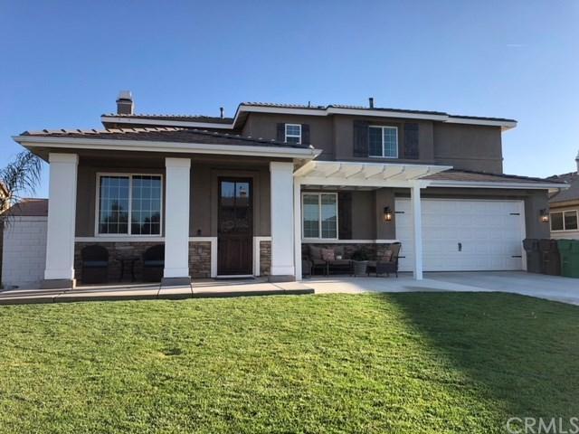 1584 Flora Street, Beaumont, CA 92223 (#OC18173989) :: RE/MAX Empire Properties
