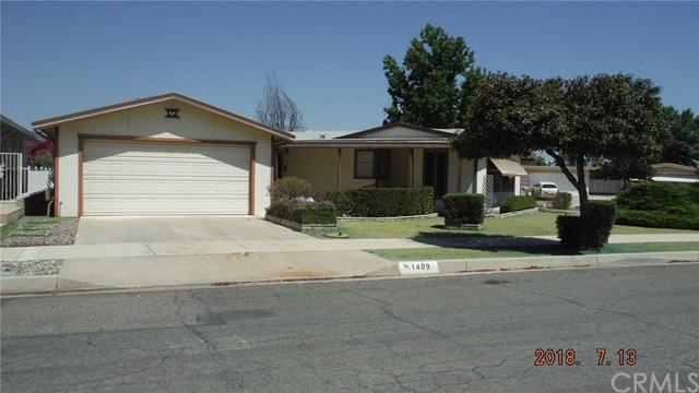 1409 Brentwood Way, Hemet, CA 92545 (#SW18174022) :: RE/MAX Empire Properties