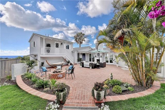 969 Skyline Drive, Laguna Beach, CA 92651 (#LG18173922) :: DiGonzini Real Estate Group