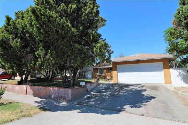 11666 Bromont Avenue, Pacoima, CA 91331 (#SR18174279) :: RE/MAX Masters