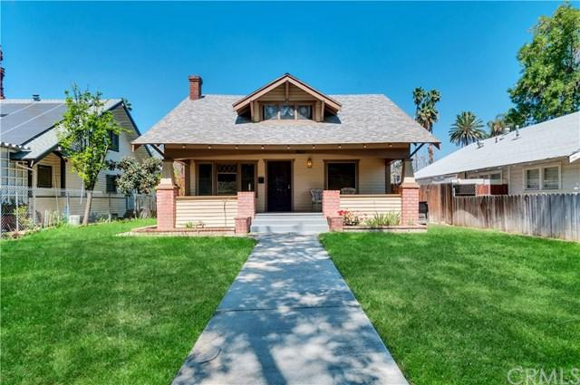 3021 Mulberry Street, Riverside, CA 92501 (#CV18174263) :: The DeBonis Team