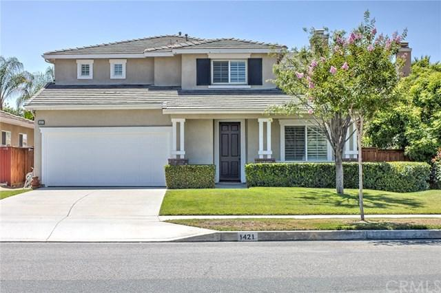 1421 Cambria Court, Redlands, CA 92374 (#EV18174342) :: RE/MAX Masters