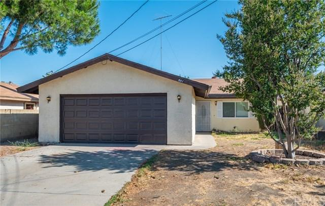641 E Old 2nd Street, San Jacinto, CA 92583 (#SW18173785) :: RE/MAX Empire Properties