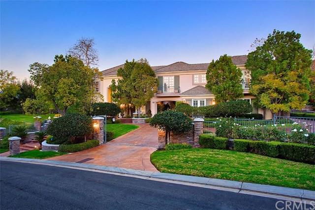2 Willow View Lane, Coto De Caza, CA 92679 (#OC18174608) :: Berkshire Hathaway Home Services California Properties