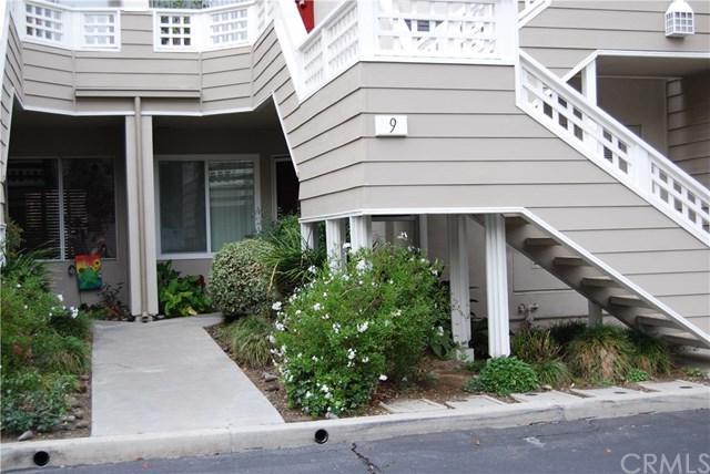 9 Glenoaks #18, Aliso Viejo, CA 92656 (#OC18166738) :: DiGonzini Real Estate Group