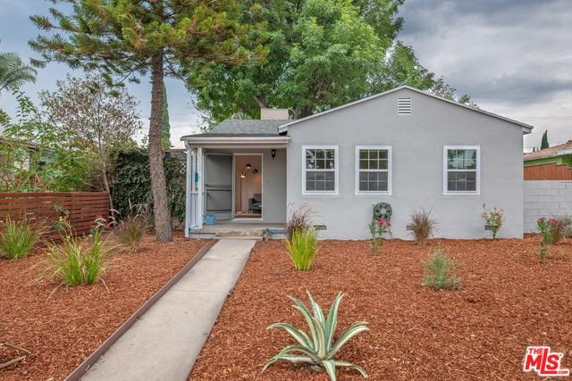 14712 Covello Street, Van Nuys, CA 91405 (#18367010) :: RE/MAX Masters