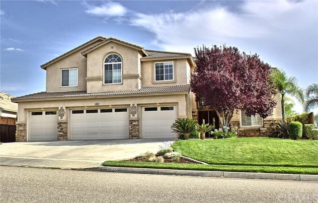 36335 Canyon Terrace Drive, Yucaipa, CA 92399 (#TR18174710) :: RE/MAX Empire Properties