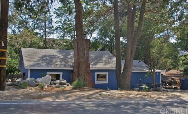 17712 Elizabeth Lake Road, Lake Hughes, CA 93532 (#SR18174772) :: Fred Sed Group