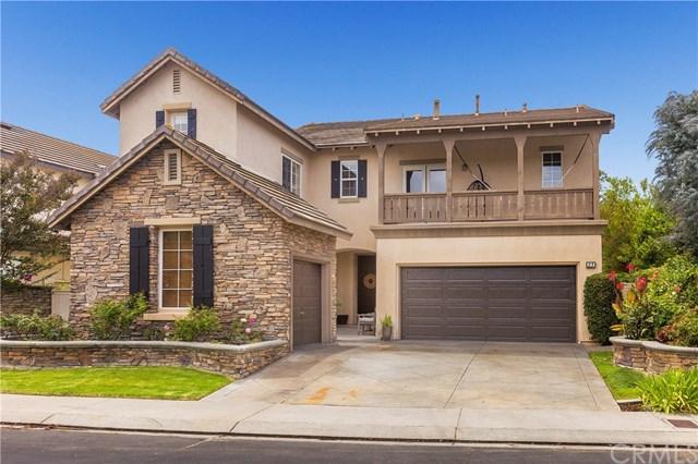 23 Lyra Way, Coto De Caza, CA 92679 (#PW18171972) :: Berkshire Hathaway Home Services California Properties