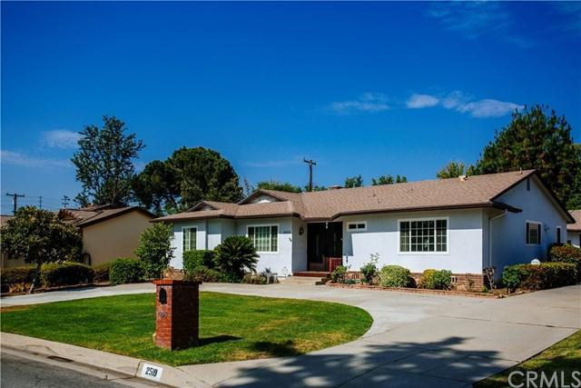 2519 Lee Avenue, Arcadia, CA 91006 (#CV18172363) :: RE/MAX Masters
