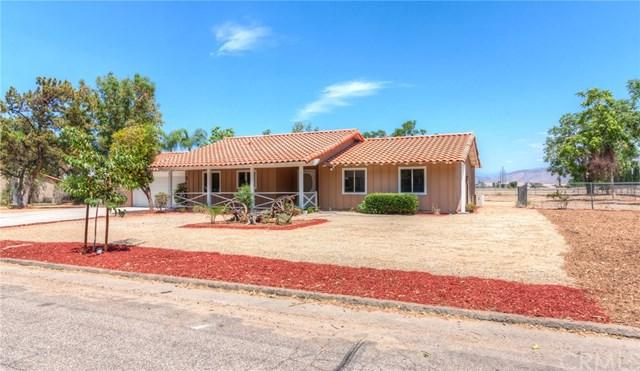 1584 Clydesdale Court, Hemet, CA 92543 (#SW18174944) :: RE/MAX Empire Properties