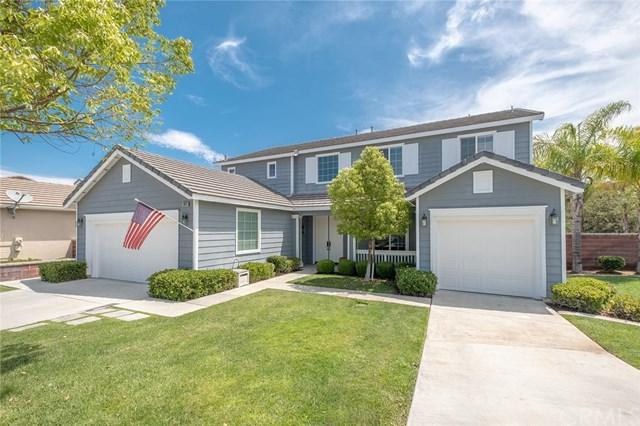 38930 Sugar Pine Way, Murrieta, CA 92563 (#SW18173871) :: The DeBonis Team
