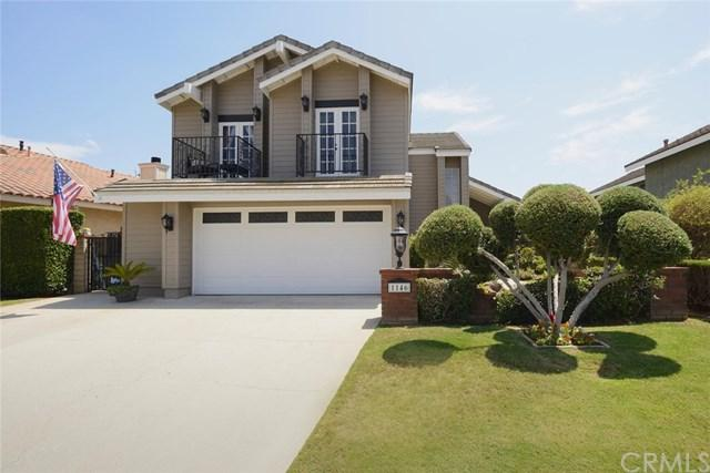 1146 E Meadow Wood Drive, Covina, CA 91724 (#CV18174997) :: RE/MAX Masters