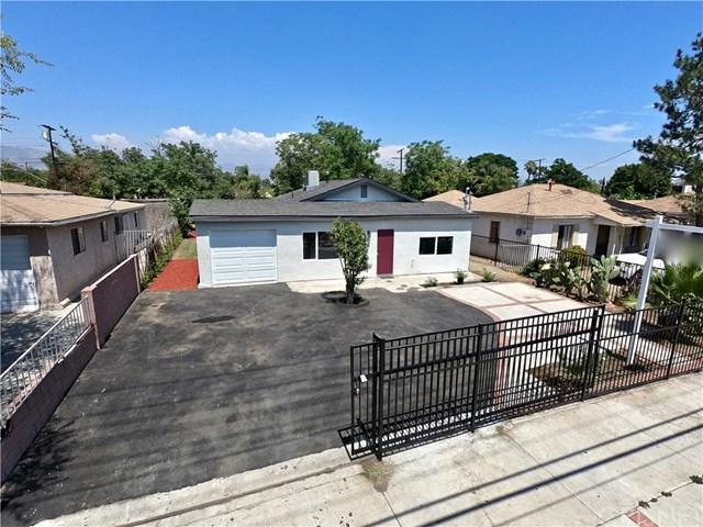 10582 Telfair Avenue, Pacoima, CA 91331 (#SR18173407) :: RE/MAX Masters