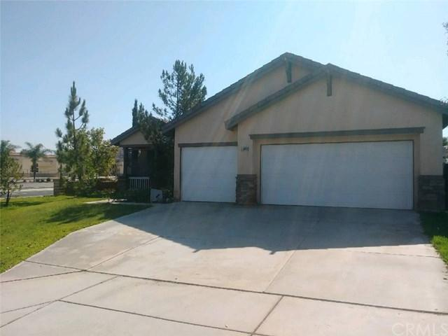 3593 Carlisle Street, Perris, CA 92571 (#PW18175083) :: RE/MAX Empire Properties