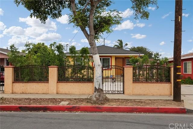 3832 W 106th Street, Inglewood, CA 90303 (#PW18175281) :: RE/MAX Empire Properties