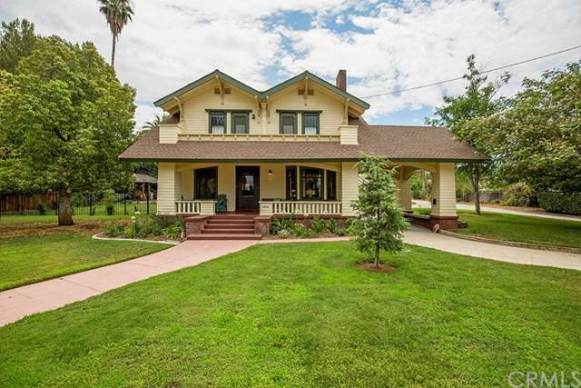1113 W Palm Avenue, Redlands, CA 92373 (#EV18175313) :: RE/MAX Masters