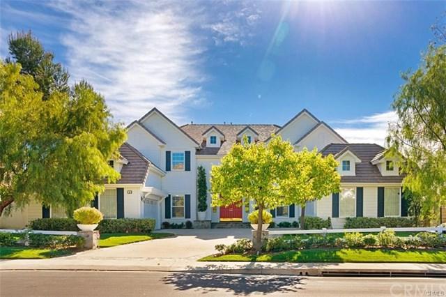 8 Taiga, Coto De Caza, CA 92679 (#OC18175368) :: Berkshire Hathaway Home Services California Properties
