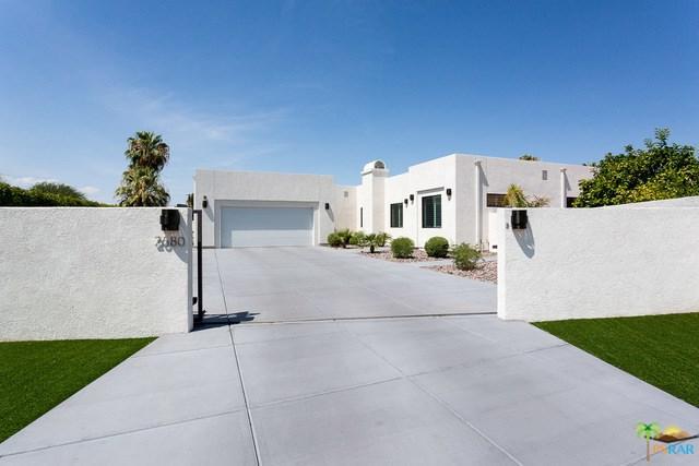 2680 Concho Lane, Palm Springs, CA 92264 (#18367312PS) :: The DeBonis Team