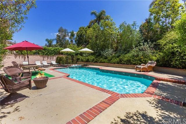 21072 Cimmaron Lane, Rancho Santa Margarita, CA 92679 (#OC18175114) :: Z Team OC Real Estate