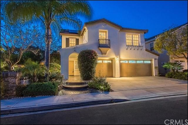 1 Bel Flora Court, Aliso Viejo, CA 92656 (#OC18172487) :: DiGonzini Real Estate Group