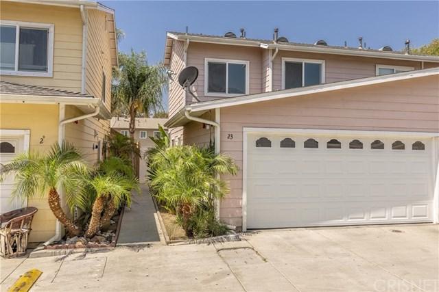 12600 Carl Street #23, Pacoima, CA 91331 (#SR18168191) :: Z Team OC Real Estate