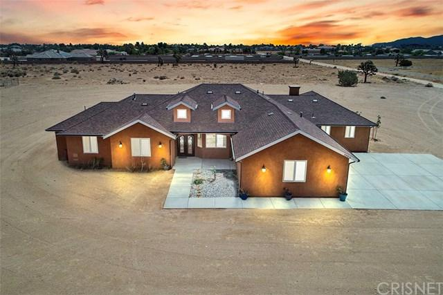 39916 27th Street W, Palmdale, CA 93551 (#SR18175893) :: RE/MAX Masters