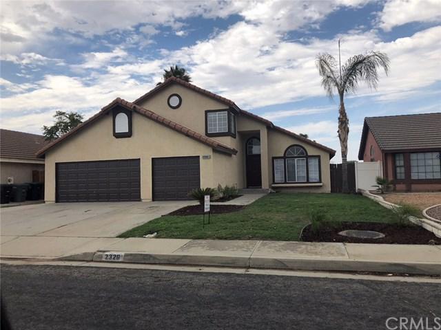 2326 Garland Way, Hemet, CA 92545 (#SW18166176) :: Allison James Estates and Homes