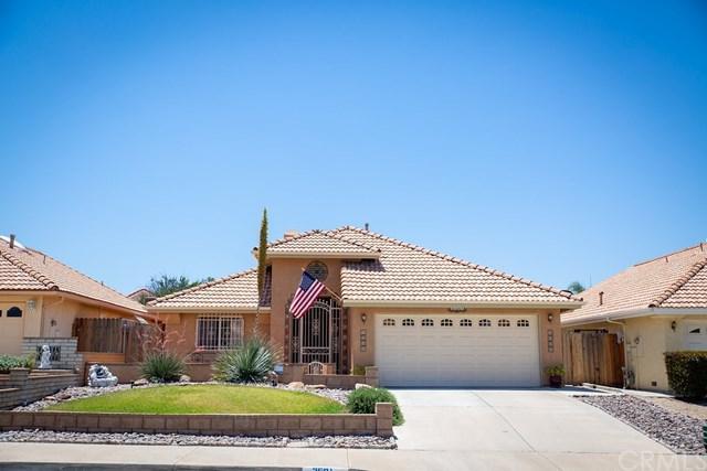2581 La Paz Avenue, Hemet, CA 92545 (#EV18174892) :: Allison James Estates and Homes