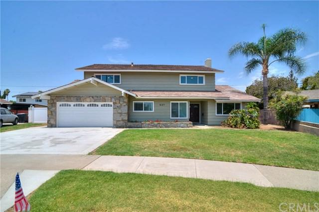 537 Haiber Circle, Placentia, CA 92870 (#PW18176066) :: California Realty Experts