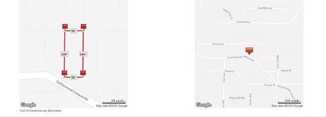0 Cottonwood Canyon, Menifee, CA  (#SW18176094) :: California Realty Experts
